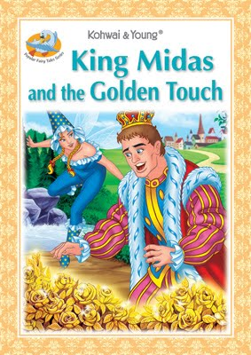 king midas and the golden touch myth pdf