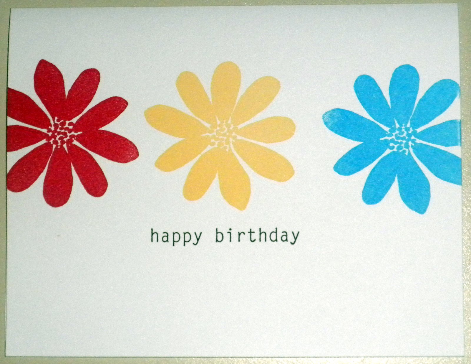 Kari kards december 2010 stamp impress flower stampin up happy birthday izmirmasajfo