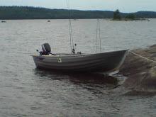 Vår andra båt, Linder 440 Fishing