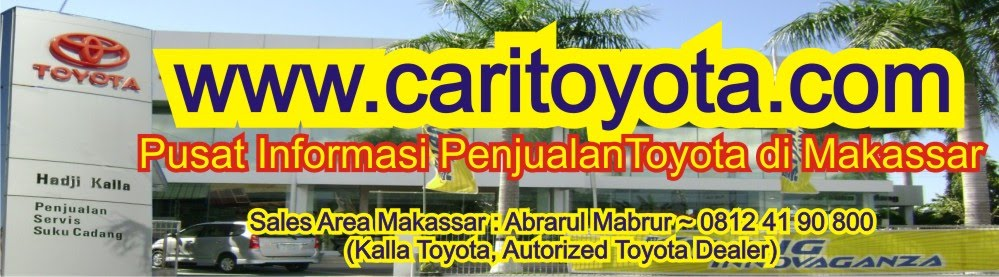 Harga Toyota  Baru di Makassar