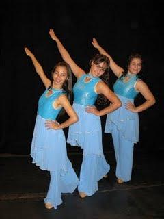 roupa de dança