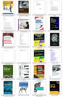 Networking E-Books Collection