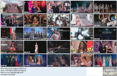 Miss Universe Pageant 2010