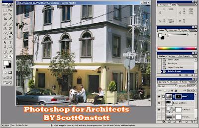 photoshop for Architects - ScottOnstott