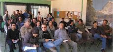 Saludos sindicato saam extraportuarios Valparaíso (planta 2)
