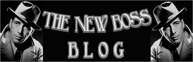 THE NEW BOSS BLOG