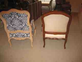 Classic Furniture at  Louis XV Berger Chair
