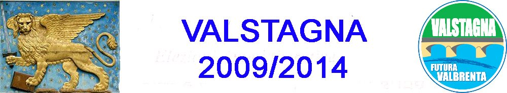 VALSTAGNA 2009