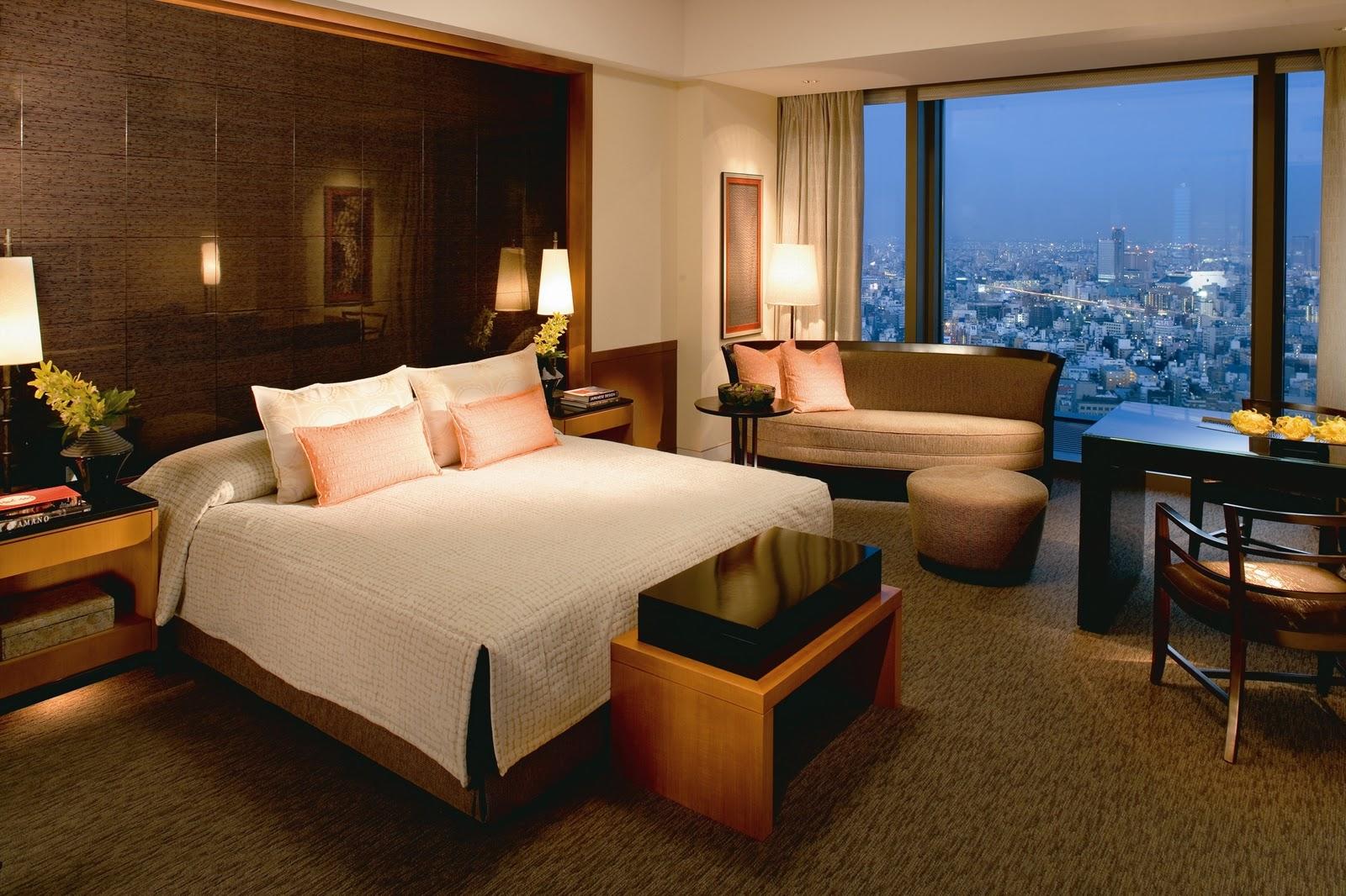 Insiders vacation guide tokyo hotel news mandarin for Ver habitaciones de hoteles