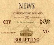 Il Sito della Santa Sede