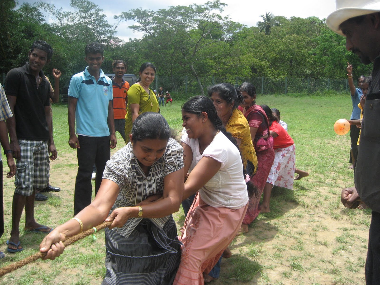 Rights Office Survivors Celebrate The Tamil Sinhala New Year
