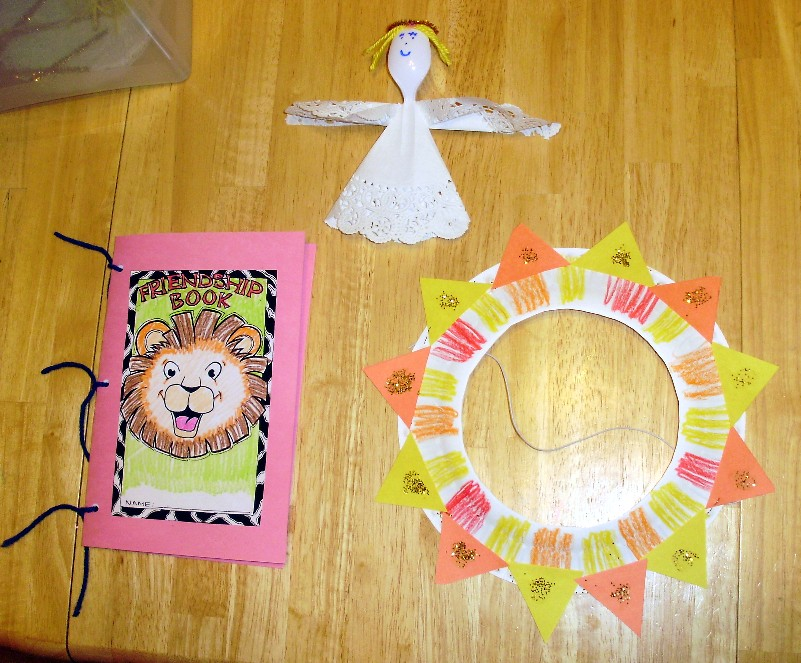 The Church Year Crafts for Kids