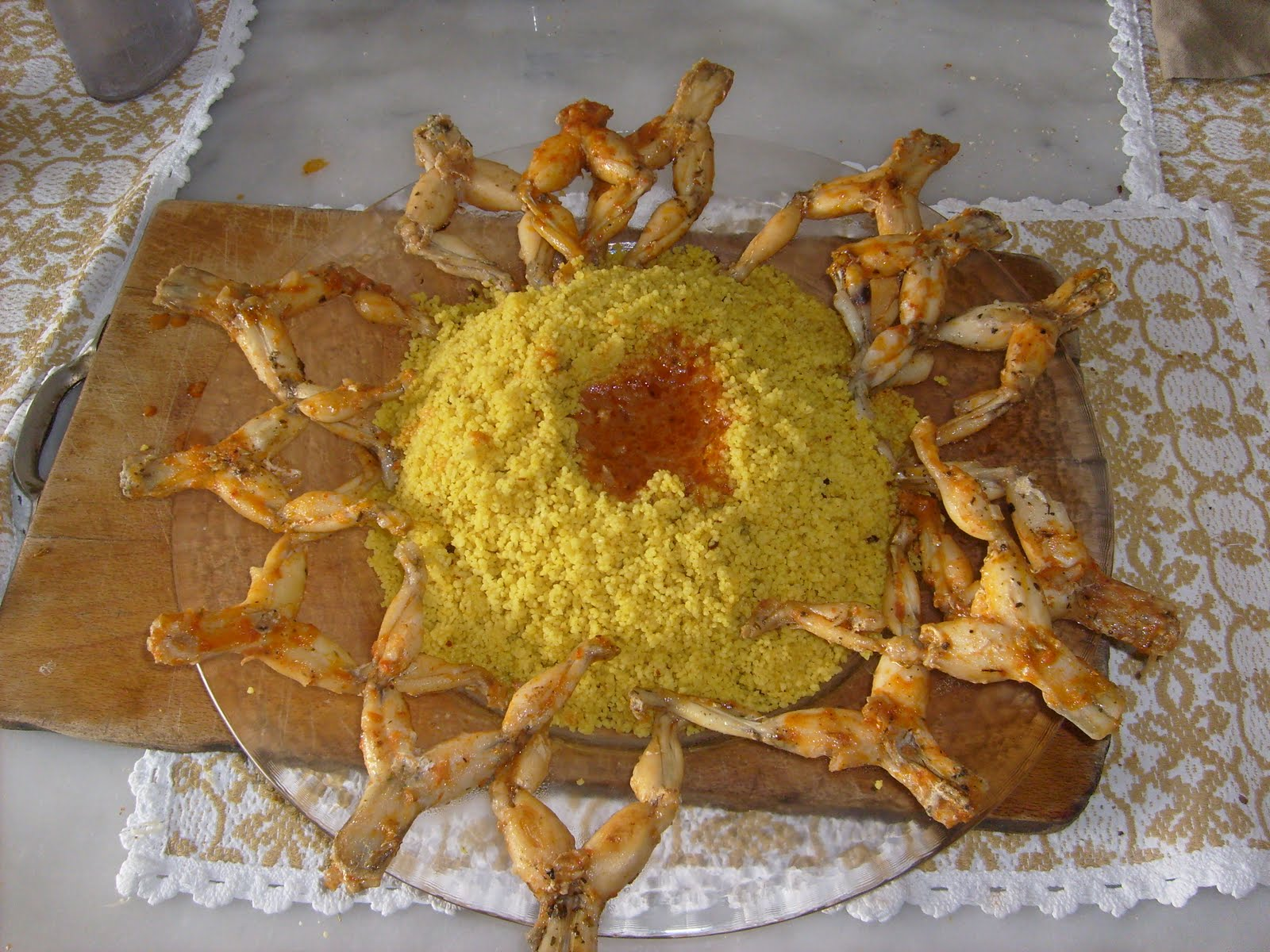 La petite cuisine cuisses de grenouilles - Cuisiner cuisses de grenouilles surgelees ...