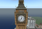 Big Ben in Second Life