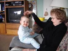 Grandma Ruth and Abbie Ruth