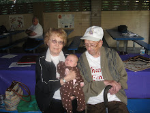 Grandma and Grandpa Chandler with Mollie