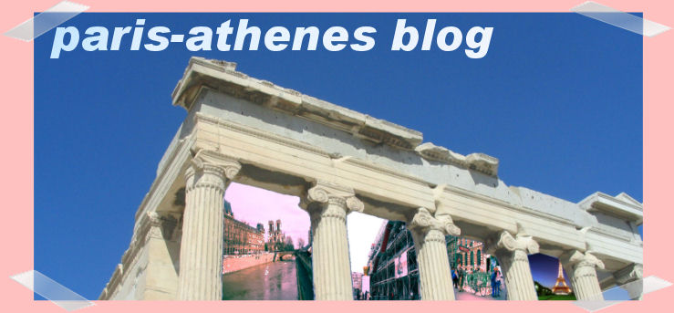 Paris-Athenes Blog
