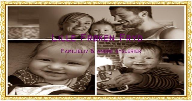 Vår lille familie