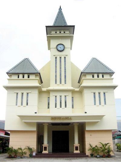 Rumah Gereja Bethania