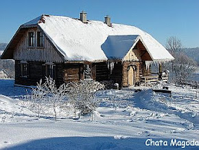 Chata Magoda agroturystyka:
