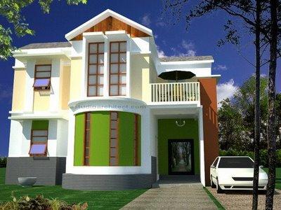 Gambar Rumah Minimalis Modern Terbaru  2013