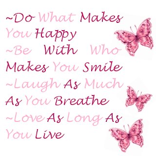 ... make me happy so here are the ten things that make this Momma happy
