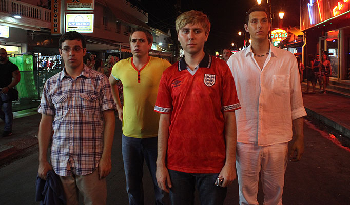 New DVD-friendly Inbetweeners Trailer