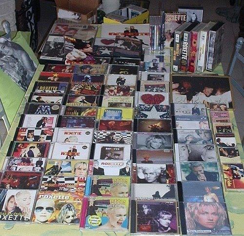 Roxette álbuns