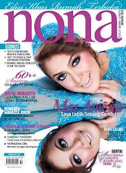 Majalah Nona 2010, Pelbagai Fesyen Dan Koleksi Tudung Pearl Haya