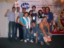 1er congreso revolucionario UNESR 2009