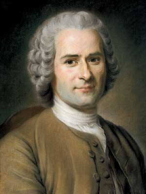 Jean-Jacques Rousseau, análisis político-filosófico Jean-Jacques_Rousseau_(painted_portrait)