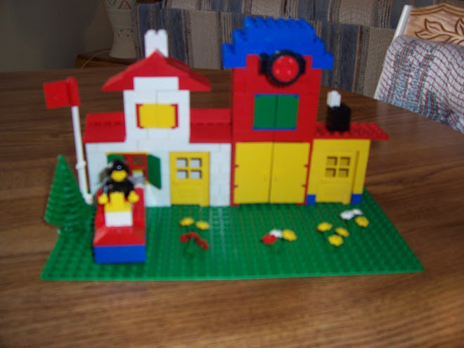 MY lego house i built