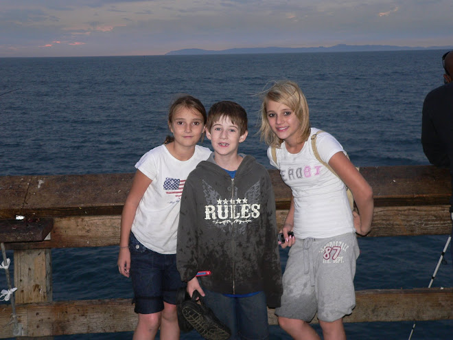 Thats us at Newport Beach Pier