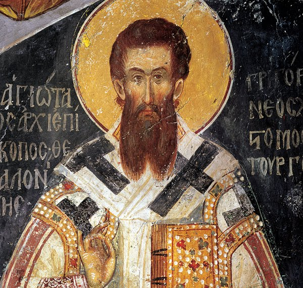 Γρηγόριος ο Παλαμάς, ο Θεσσαλονίκης