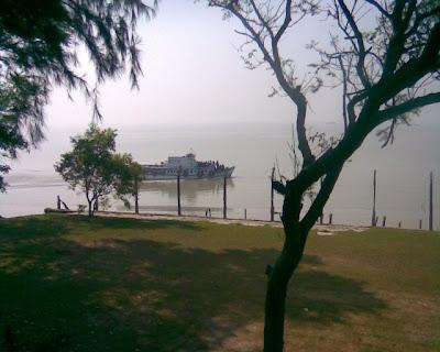 Indian Navy Camp at Diamond Harbor - 2