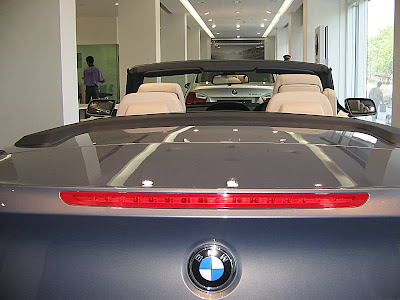OSL Prestige - BMW showroom in Kolkata