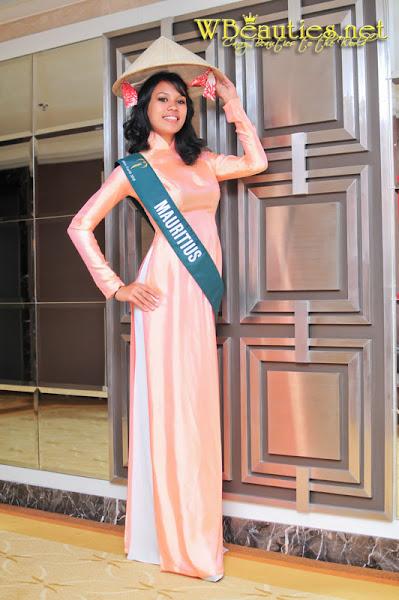 miss earth 2010 ao dai mauritius anne lise ramooloo
