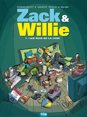 Zack & Willie en album