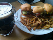 Sliders and Stout
