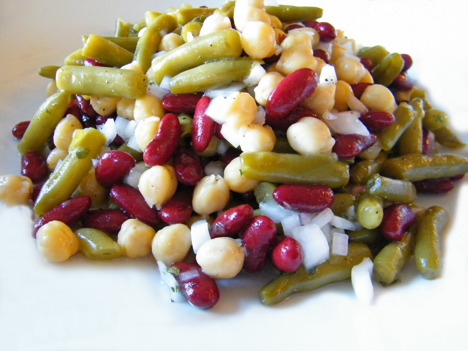bean salad string bean salad 2 pts bean salad 4142 speedy three bean ...