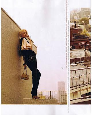 Novembre 2006 magazine en nylon