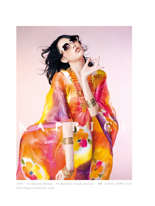 Angie Ng in , Spring/Summer 2011 - Artist Style Pose