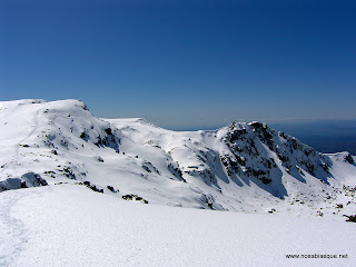Imagen de la sierra de Candelario