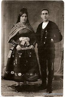 Candelaria y Choricero