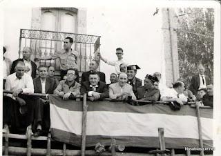 Toros 1957 en Candelario Salamanca