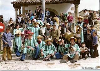 Candelario Salamanca Los quintos del 77