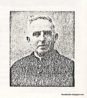 Don Luis harguindey Muñoz Puerto de Bejar 1881-Avila 1966