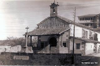 Candelario Salamanca Ermida del Humilladero o del Cristo del Refugio