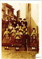 Candelario Salamanca día de la Candelaria