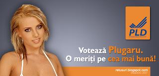 Alina Plugaru - PLD - Campanie Electorala